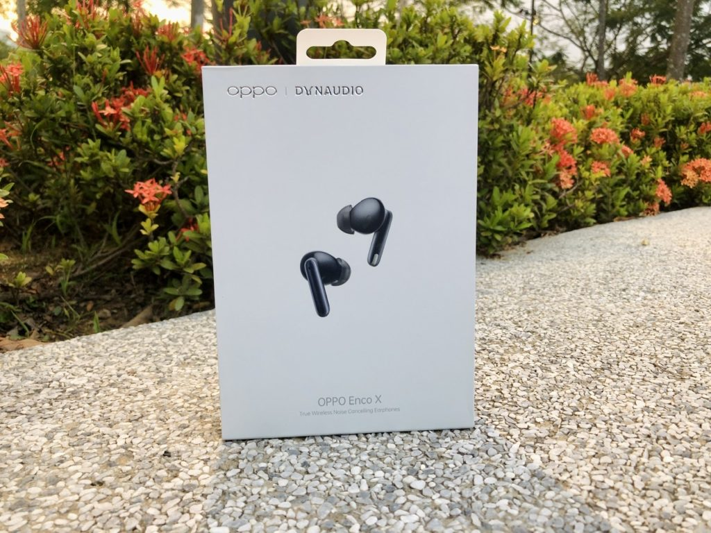 ULASAN : Oppo Enco X - TWS Premium Yang memiliki ANC dan 25 jam pendengaran muzik 2