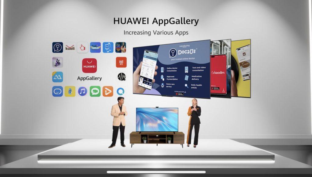 Televisyen HUAWEI Vision S kini di Malaysia didalam dua saiz pada harga dari RM 2,999 sahaja 14
