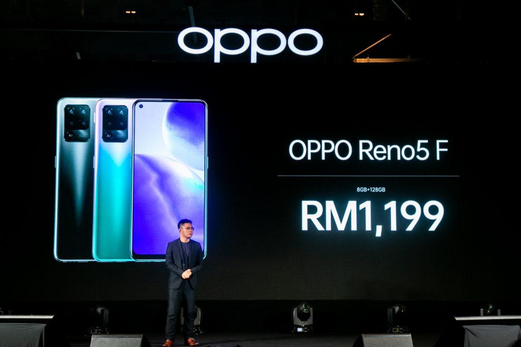 Oppo Reno5f kini di Malaysia pada harga RM 1,199 sahaja 14