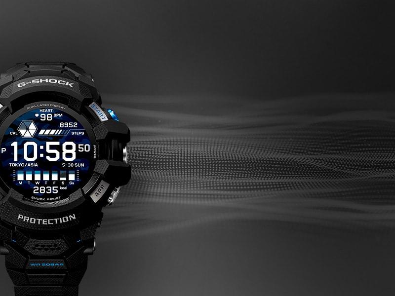Jam pintar pertama G-Shock dengan Google WearOS iaitu G-Squad Pro kini rasmi pada harga sekitar RM 2,900 7