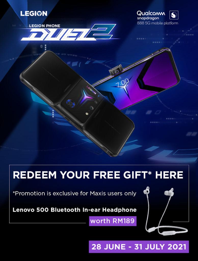 Lenovo Legion Phone Duel 2 kini di Malaysia pada harga dari RM 3,299 15