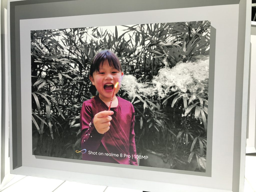 Fokus Terkini : Muzium 108MP REALME Kini di Buka Secara Rasmi di REALME Design Studio 21