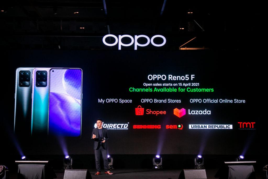 Oppo Reno5f kini di Malaysia pada harga RM 1,199 sahaja 15