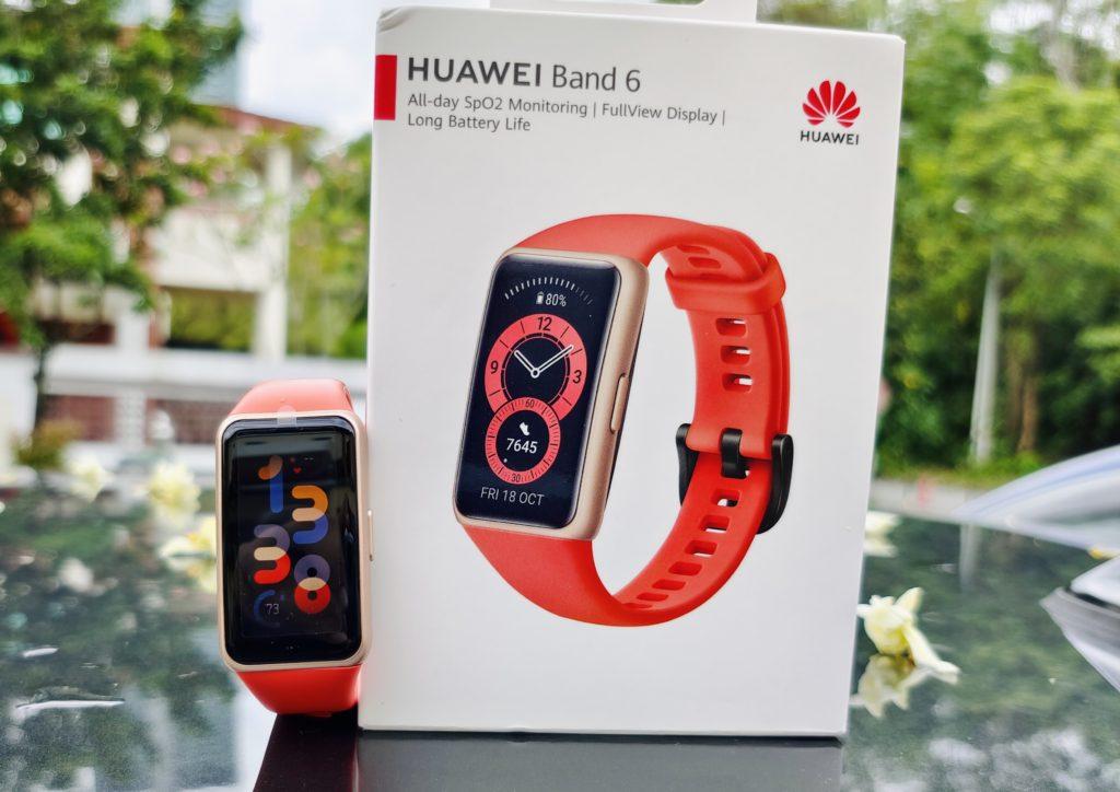 ULASAN : HUAWEI Band 6 - Peranti Kecergasan Yang Komprehensif Pada Harga RM 219 Sahaja 33