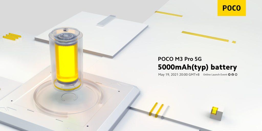 Poco M3 Pro 5G akan dilancarkan 19 Mei ini - hadir dengan skrin 90Hz dan cipset Dimensity 700 15
