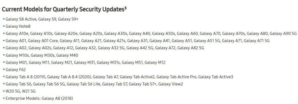 Samsung Galaxy A82 5G dengan skrin QHD+ 120Hz & Snapdragon 855+ akan dilancarkan tidak lama lagi 6