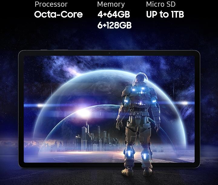 Samsung Galaxy Tab S7 FE 5G kini rasmi - Tab A7 Lite turut dilancarkan 21