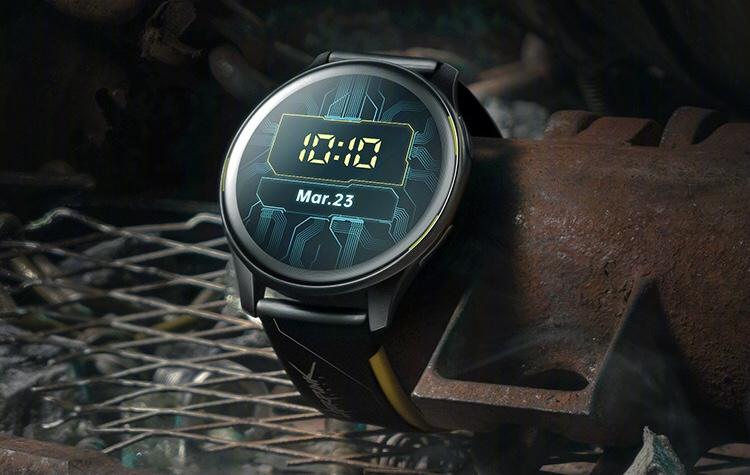 OnePlus Watch Cyberpunk 2077 dilancarkan - hadir dengan pengecas tangan robotik yang menarik 10