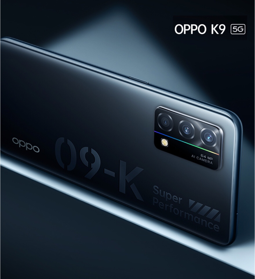 OPPO K9 5G kini rasmi dengan Skrin OLED 90Hz dan cipset Snapdragon 768G pada harga sekitar RM 1,273 15