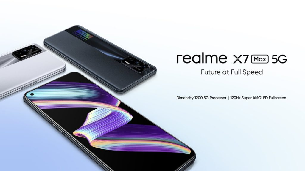 realme X7 Max 5G kini rasmi dengan skrin AMOLED 120Hz & cip Dimensity 1200 - harga dari RM 1,543 17
