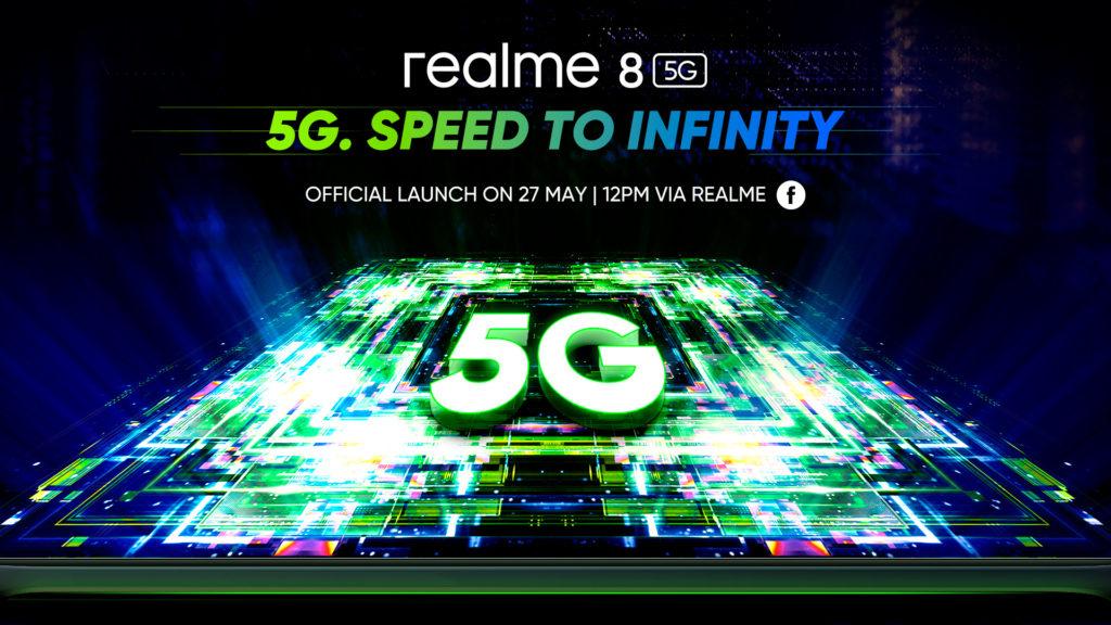 realme 8 5G akan tiba di Malaysia 27 Mei ini - peranti 5G mampu milik 11