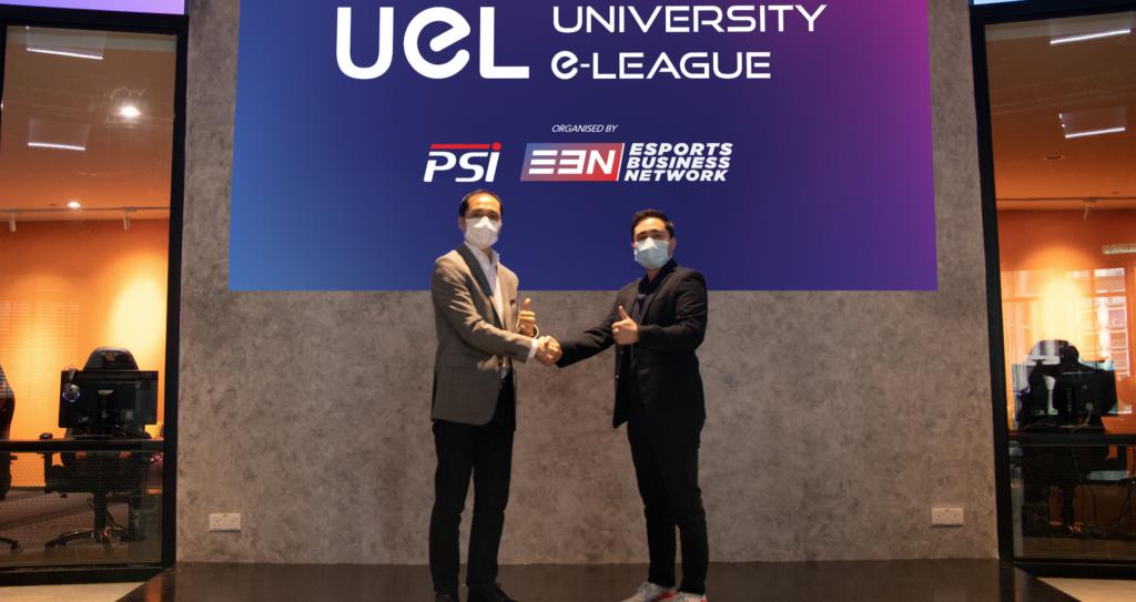 University e-LEAGUE (UEL) Diumumkan di Malaysia Bagi Musim 2021 - hadiah bernilai RM 20,000 untuk dimenangi 5