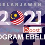 Program eBelia – tebus RM 150 kredit percuma anda mulai 1 Jun 2021