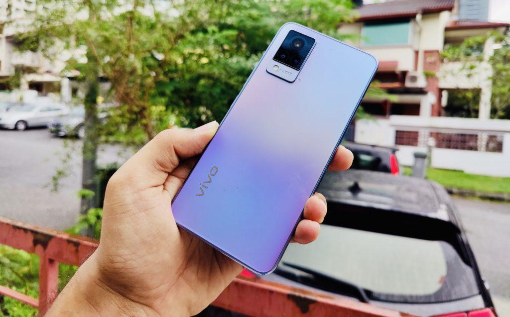 ULASAN : Vivo V21 - Telefon Pintar Dengan Teknologi Selfie Terbaik di Pasaran 25