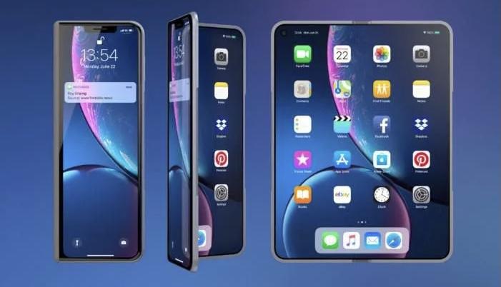 Apple dilaporkan akan melancarkan iPhone foldable pada tahun 2023 1