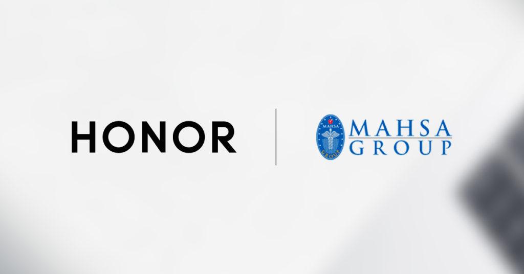 Honor telah menjual 15,000 unit Honor MagicBook yang bernilai RM 50 juta kepada Universiti MAHSA 7