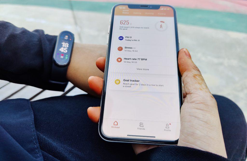 ULASAN : Xiaomi Mi Smart Band 6 Malaysia - Skrin OLED yang lebih besar & sensor SpO2 28