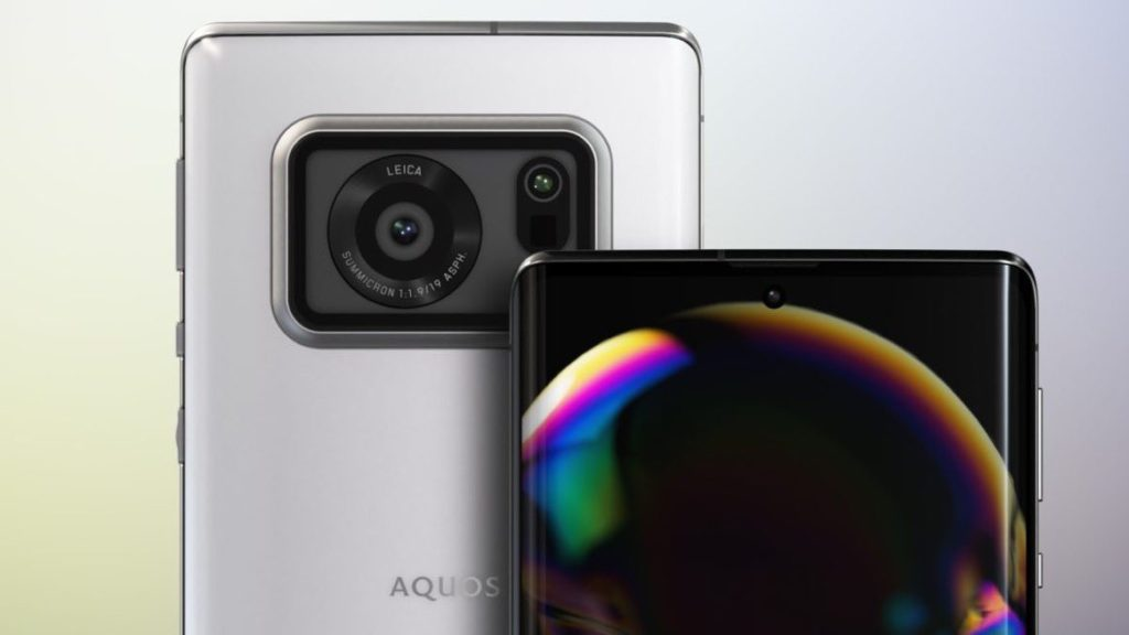 "Sharp Aquos R6 kini rasmi - Snapdragon 888 & Sensor Kamera Leica 1"" terbesar pada telefon pintar 14"