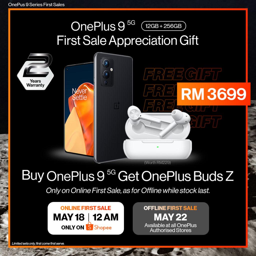 OnePlus 9 Pro dan OnePlus 9 kini rasmi di Malaysia pada harga dari RM 3,699 - Jualan Bermula 18 Mei 36