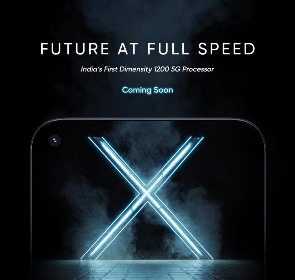 realme X7 Max 5G akan dilancarkan dengan cip Dimensity 1200 dan skrin AMOLED 120Hz 6