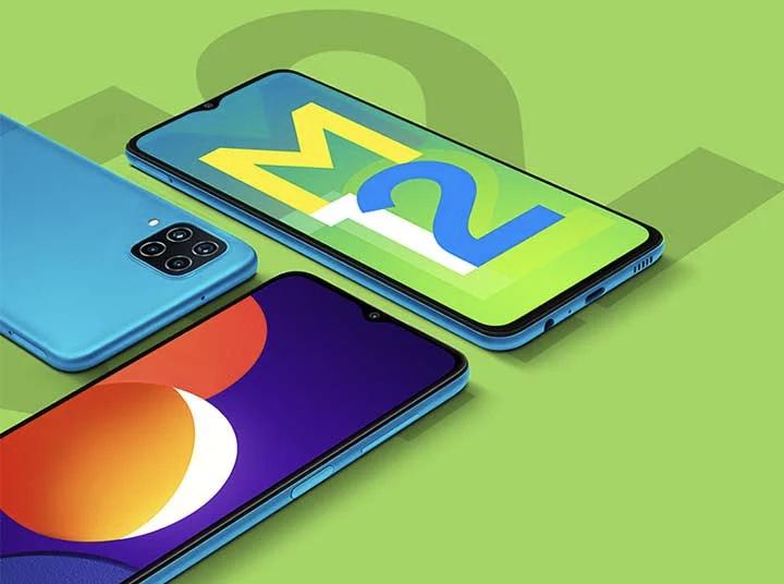 Samsung Galaxy M12 akan ditawarkan di Malaysia mulai 5 Mei pada harga promosi RM 599 di Shopee 8