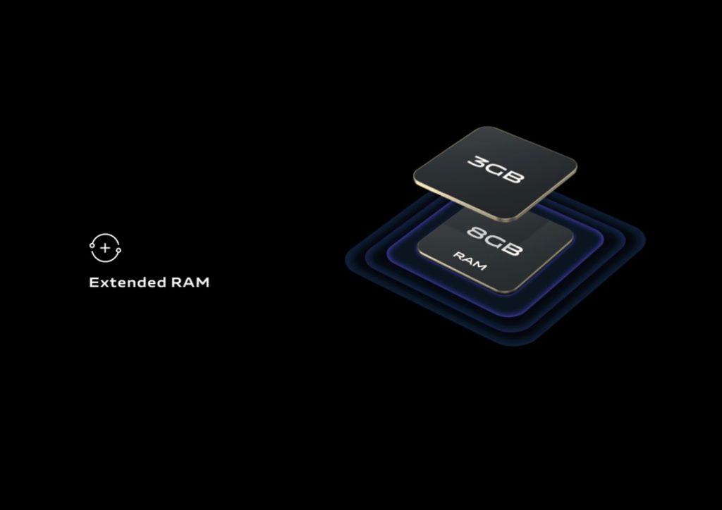 Xiaomi bakal menawarkan ciri Memory Extension yang menggunakan storan dalaman sebagai RAM tambahan 5