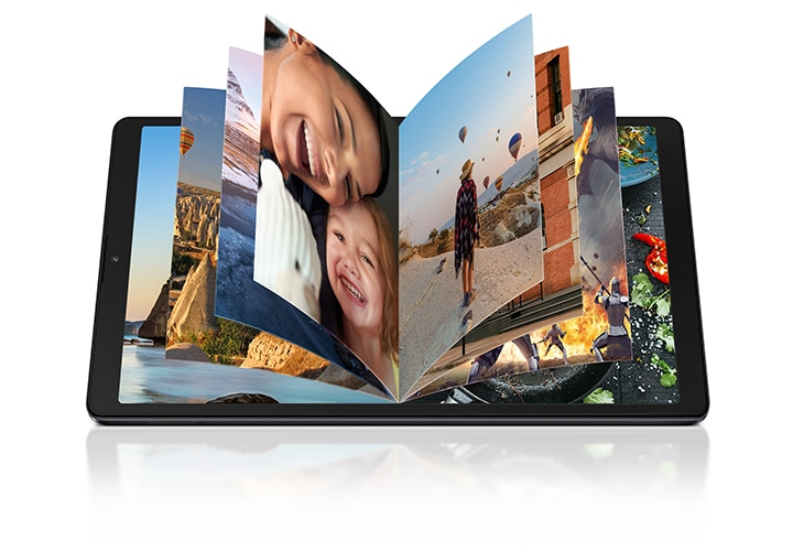 Samsung Galaxy Tab S7 FE 5G kini rasmi - Tab A7 Lite turut dilancarkan 26