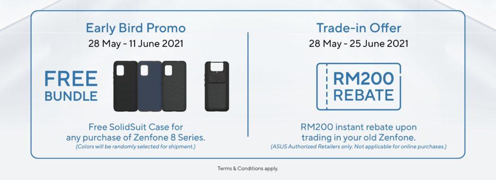 Asus Zenfone 8 Flip dan Asus Zenfone 8 kini rasmi di Malaysia pada harga dari RM 2,699 27
