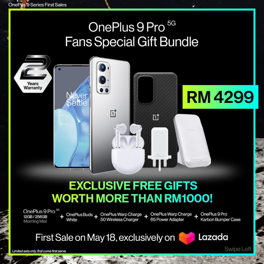 OnePlus 9 Pro dan OnePlus 9 kini rasmi di Malaysia pada harga dari RM 3,699 - Jualan Bermula 18 Mei 35