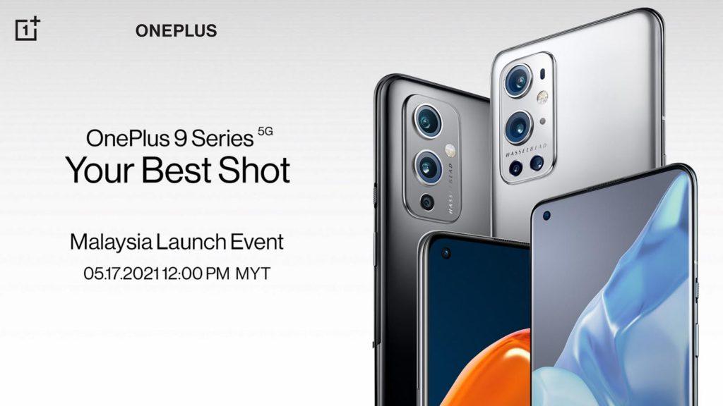 OnePlus 9 Pro dan OnePlus 9 akan dilancarkan di Malaysia pada 17 Mei ini 3