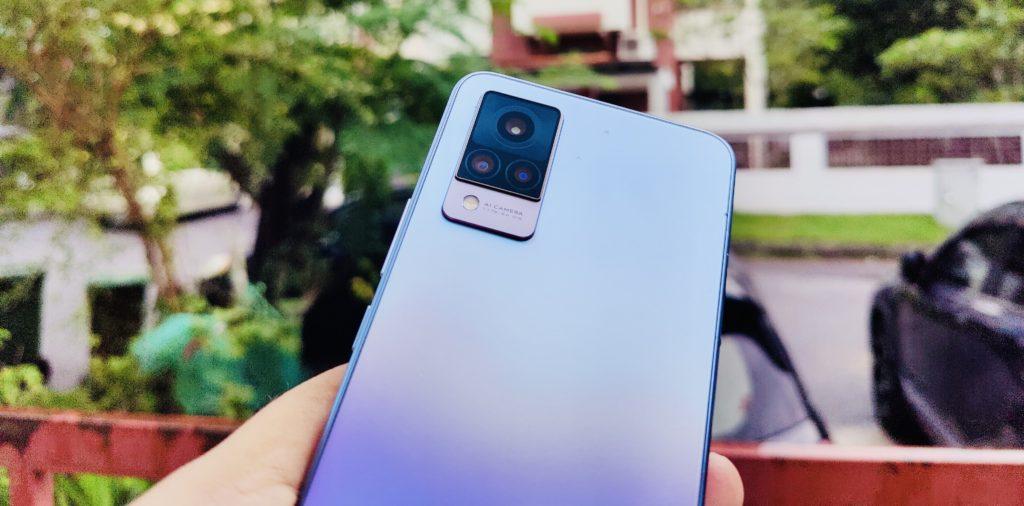 ULASAN : Vivo V21 - Telefon Pintar Dengan Teknologi Selfie Terbaik di Pasaran 33