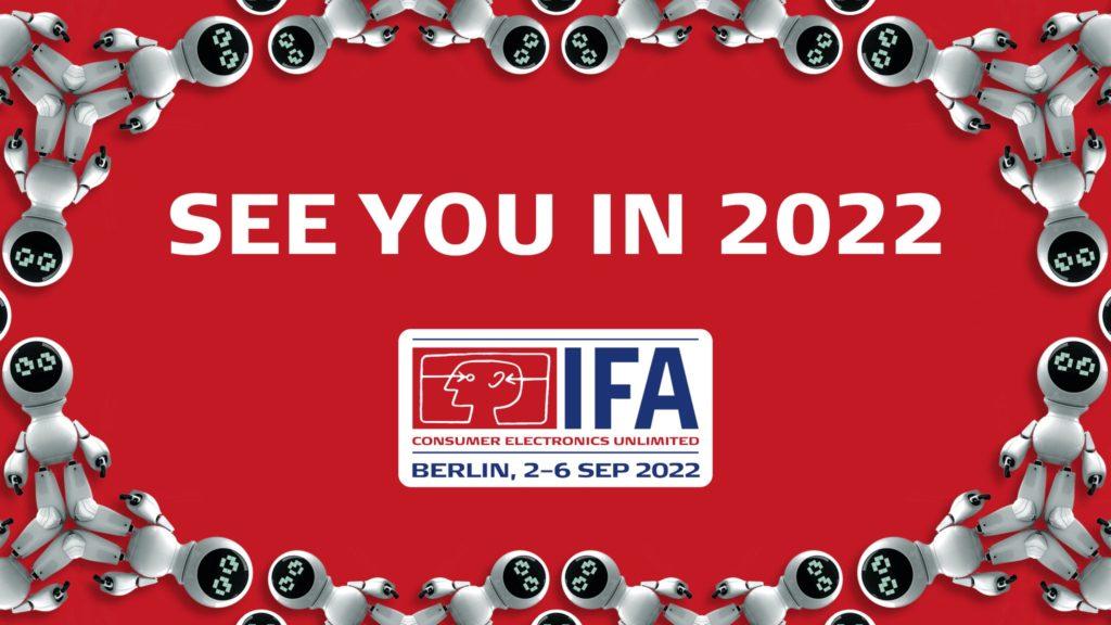 Expo Teknologi IFA 2021 dibatalkan akibat pandemik Covid-19 yang masih belum reda 3