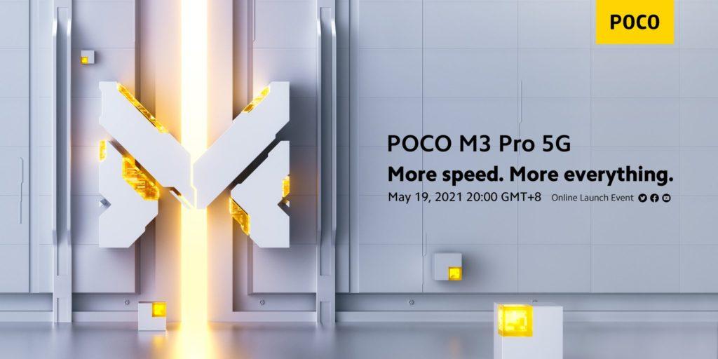 Poco M3 Pro 5G akan dilancarkan 19 Mei ini - hadir dengan skrin 90Hz dan cipset Dimensity 700 11