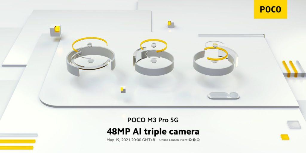 Poco M3 Pro 5G akan dilancarkan 19 Mei ini - hadir dengan skrin 90Hz dan cipset Dimensity 700 14