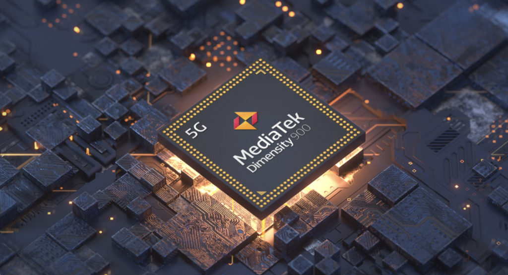 MediaTek secara rasminya telah melancarkan cip midrange Dimensity 900 11