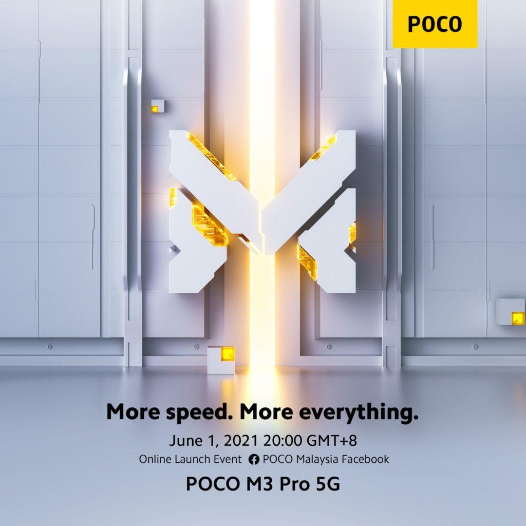 Poco M3 Pro 5G akan dilancarkan di Malaysia pada 1 Jun 2021 - bakal menjadi telefon pintar 5G termurah di Malaysia 17