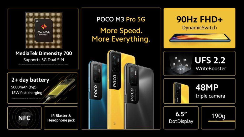 Poco M3 Pro 5G kini rasmi di Malaysia - harga promosi eksklusif di Shopee serendah RM 599 sahaja 20