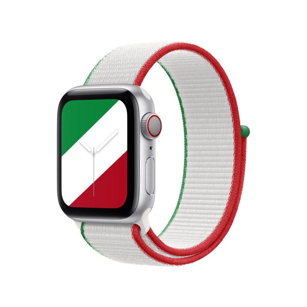 Tali jam Apple Watch edisi khas Olimpik bagi 22 Negara - berharga RM 199 20