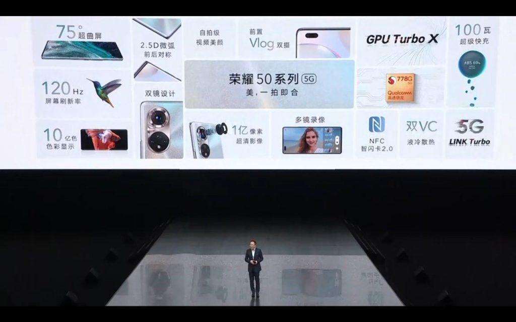 Honor 50 Pro & Honor 50 kini rasmi dengan Skrin OLED 120Hz, Snapdragon 778G & Pengecasan 100W 21