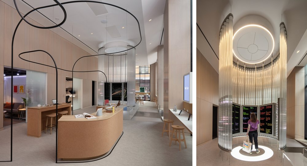 Google telah membuka stor fizikal pertama di New York 14