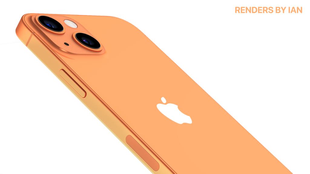 Apple iPhone 13 Series mungkin akan ditawarkan didalam warna oren sebagai warna baharu 9