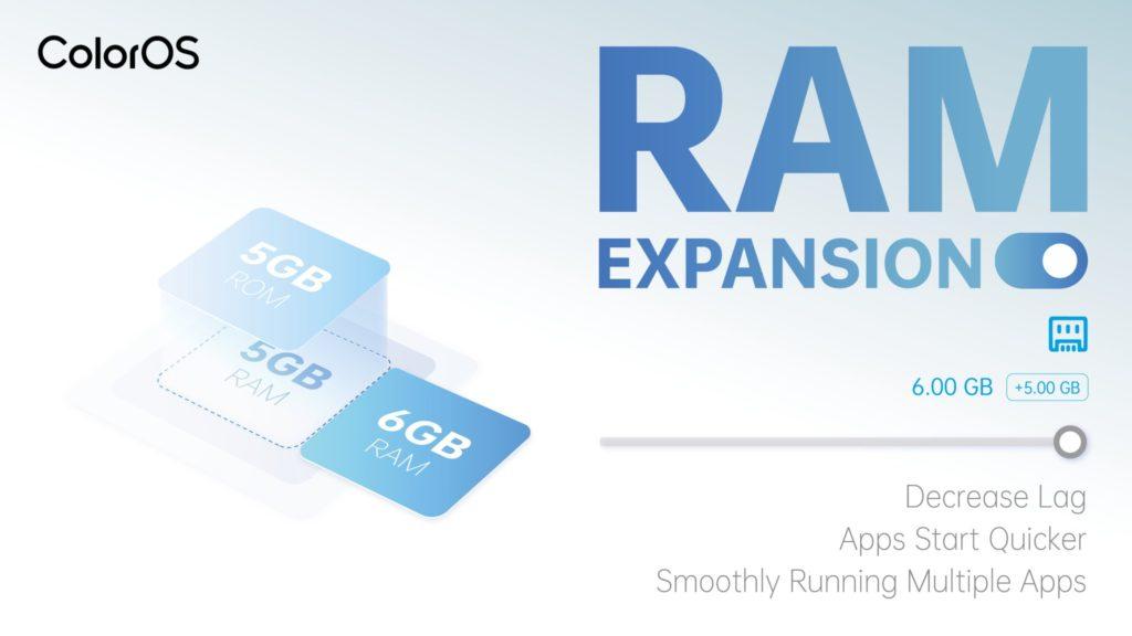 Teknologi OPPO Memory Expansion yang menawarkan RAM tambahan kini ditawarkan kepada pengguna Oppo Reno5 dan Oppo A74 di Malaysia 5