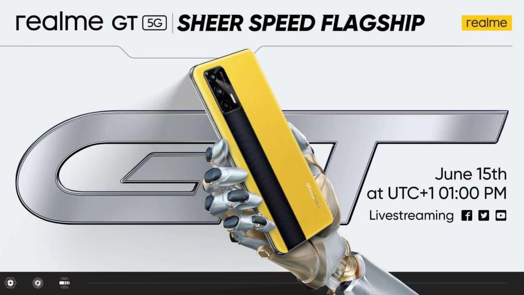 realme GT 5G akan dilancarkan untuk pasaran global pada 15 Jun ini 3