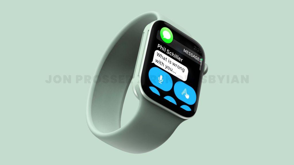 Apple Watch Series 7 akan hadir dengan reka bentuk baharu dan bateri yang lebih besar 5