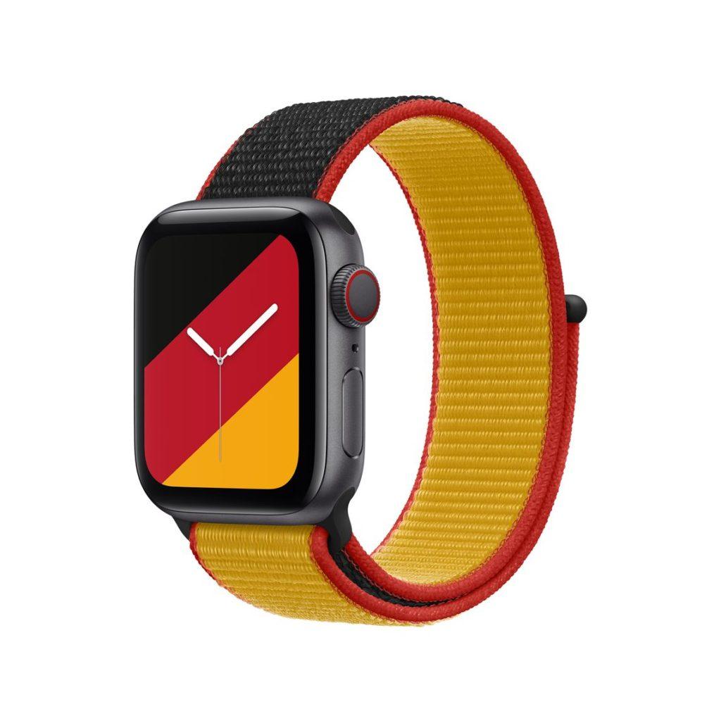 Tali jam Apple Watch edisi khas Olimpik bagi 22 Negara - berharga RM 199 14