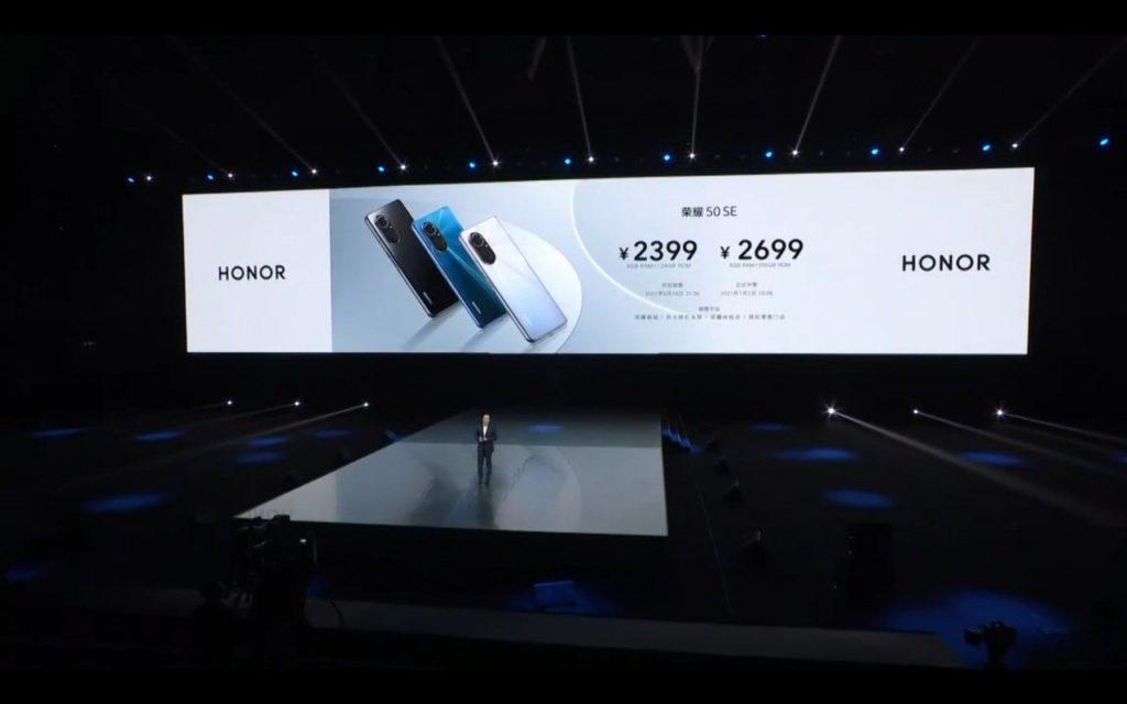 Honor 50 SE 5G dilancarkan secara rasmi dengan cip MediaTek Dimensity 900 - harga dari RM 1542 5