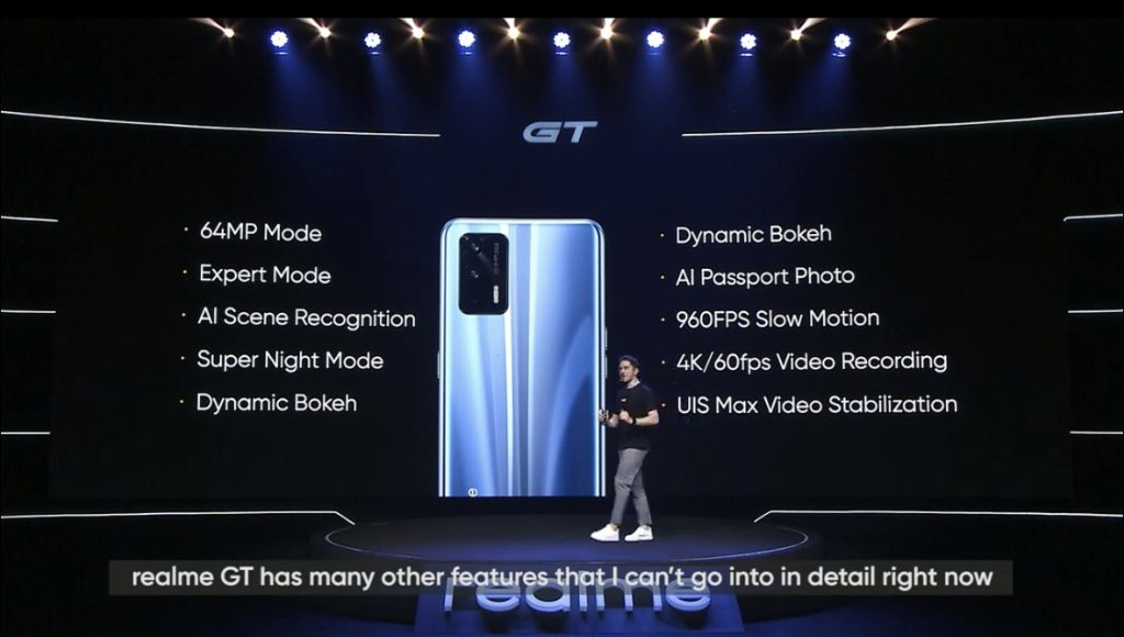 realme GT 5G kini rasmi untuk pasaran global - Skrin 120Hz AMOLED & Snapdragon 888 dengan GT Mode 14