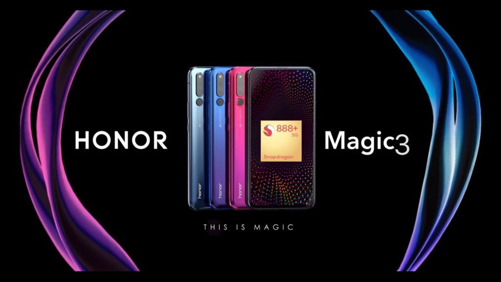 Honor Magic3 Series disahkan akan hadir dengan cip Snapdragon 888 Plus 5G 3