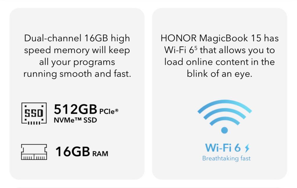 ULASAN : HONOR MagicBook 15 - komputer riba harga berpatutan yang sesuai untuk tugas profesional dan hiburan 42