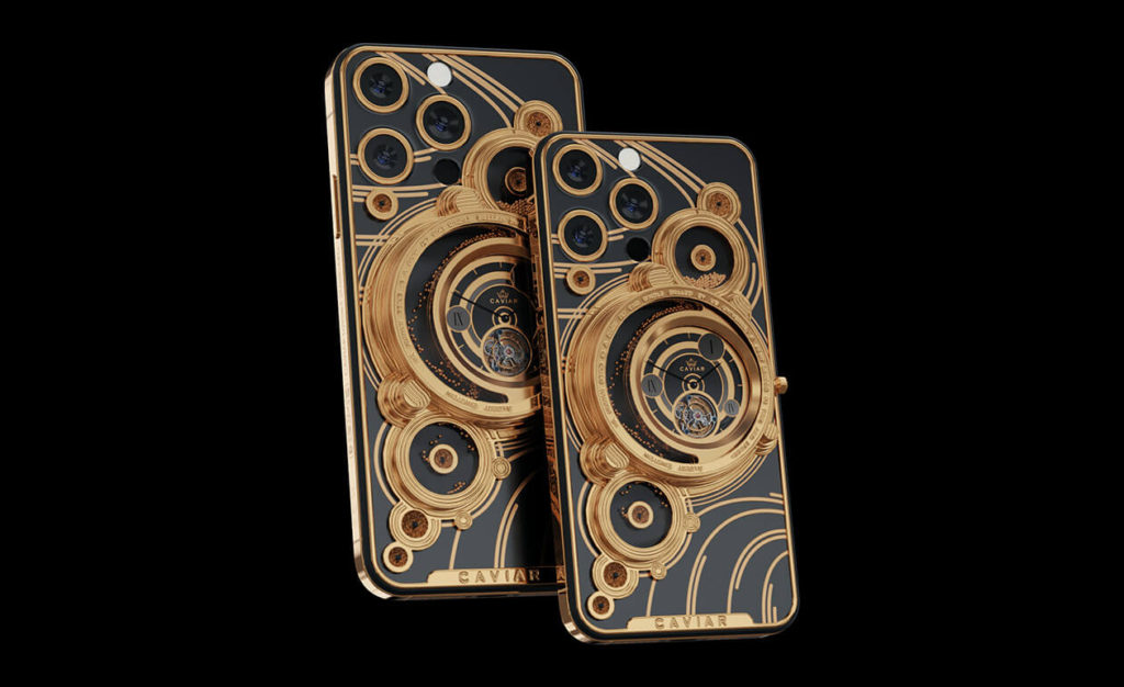 Caviar lancarkan model Apple iPhone 13 Pro dan iPhone 13 Pro Max Edisi Parade Of The Planets - dari RM 53K 34